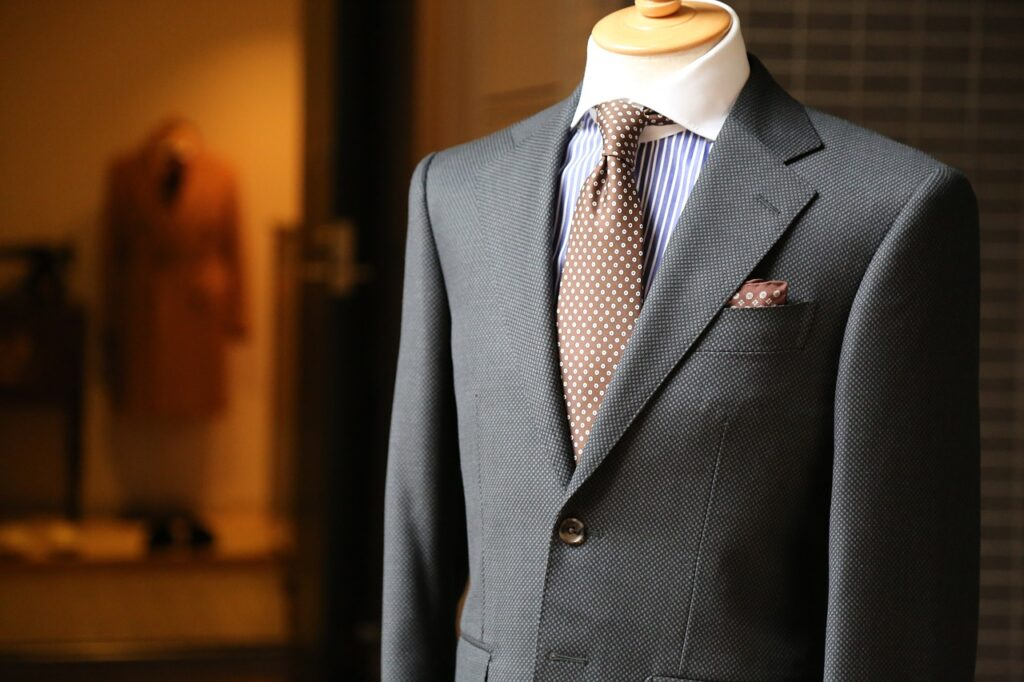 fashion, suit, tailor